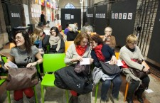 100 interviste – One Billion Rising (Foto)