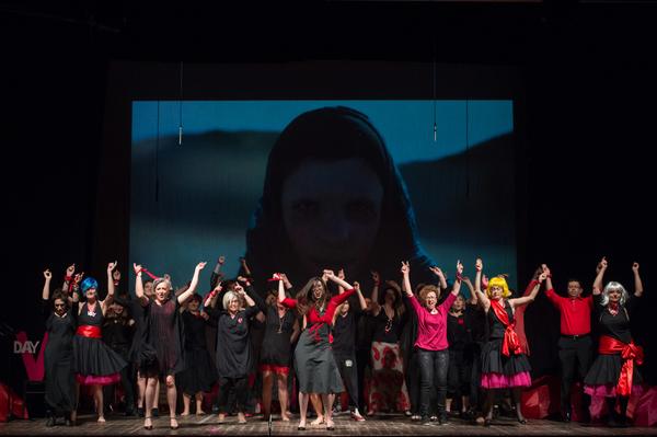 V Day - teatro Dada   ©Daniele venturelli